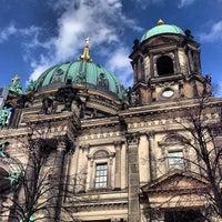 4/14/2013 tarihinde Oya Y.ziyaretçi tarafından Berlin Katedrali'de çekilen fotoğraf