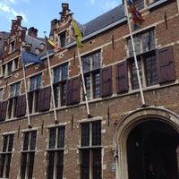 Photo taken at Rubenshuis by Edman U. on 6/25/2013