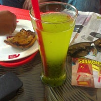 Photo taken at Cafe Coffee Day by Om P. on 10/13/2012