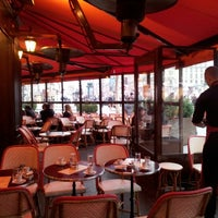Photo taken at Café Montparnasse by maxi v. on 1/13/2013