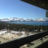 Photo taken at Forest Buffet at Harrah's Hotel Casino Lake Tahoe by Zarah S. on 2/9/2013
