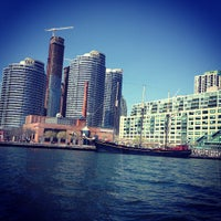 Photo taken at Harbourfront Centre by Matthew G. on 5/15/2013