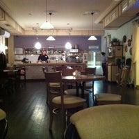 Photo taken at Very Well Café by Ekaterina K. on 10/24/2012