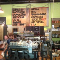 Photo taken at Cartel Coffee Lab by Chris R. on 4/21/2013