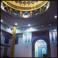 Photo taken at Masjid Baitul Musthafa by Kyo A. on 12/4/2013