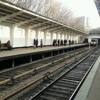 Photo taken at metro Fili by Renat B. on 11/16/2012