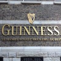 12/9/2012 tarihinde Alexander K.ziyaretçi tarafından Guinness Storehouse'de çekilen fotoğraf