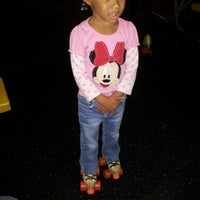 Photo taken at Starlight Skate Rink by Melvin W. on 10/20/2012