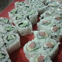 Photo taken at JoA Sushi Japanese Restaurant by Leslie G. on 10/25/2012