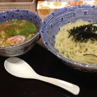 Photo taken at つけそば まき野 by Nonchiki on 6/16/2013