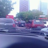 Photo taken at Avenida Constantino Nery by Lorien E. on 10/19/2012