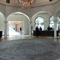 2/18/2018 tarihinde Ahmadziyaretçi tarafından Park Hyatt Dubai'de çekilen fotoğraf