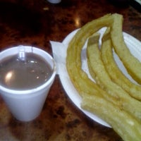 Photo taken at Las Conchas by M Angeles C. on 1/1/2013