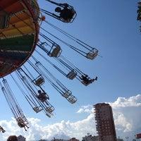 Photo taken at Aktur Lunapark by İlkcan A. on 10/26/2012