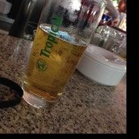 Photo taken at Poolside, Hotel Los Jameos Playa by Simon F. on 8/12/2013