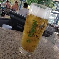 Photo taken at Poolside, Hotel Los Jameos Playa by Simon F. on 8/13/2013