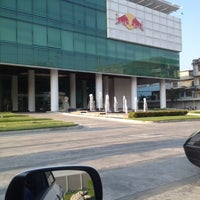 Photo taken at Red Bull Beverage Co.,Ltd. by Gae. W. on 2/13/2014