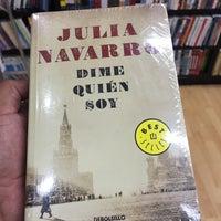 Photo taken at Librería Porrúa by Victor X. on 11/17/2015