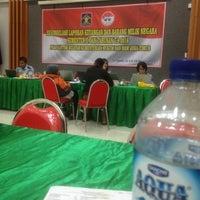Photo taken at Kantor Wilayah Kementerian Hukum dan HAM RI Jawa Timur by Rusman s. on 1/16/2017
