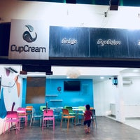 Photo taken at CupCream by Noor S. on 5/11/2018