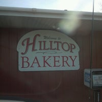 Photo taken at Hilltop Bakery by Andrew T. on 11/17/2012