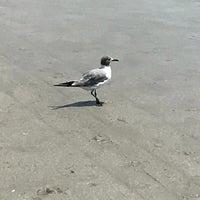 Photo taken at walking on tha beach by Meg R. on 8/6/2017