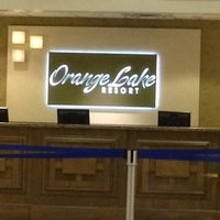 Photo taken at Holiday Inn Club Vacations Orlando - Orange Lake Resort by Hoezer on 10/15/2012