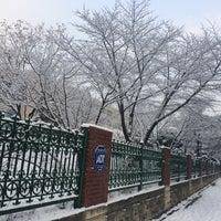 Photo taken at SKC 첨단기술중앙연구소 by Ian K. on 1/11/2017