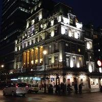 10/14/2013 tarihinde Ian K.ziyaretçi tarafından Her Majesty's Theatre'de çekilen fotoğraf