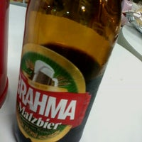 Photo taken at Posto BR Mataripe by Vitor S. on 10/27/2012