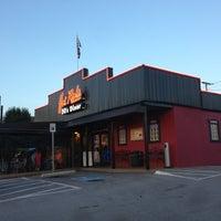 Photo taken at Hot Rods 50's Diner Inc by Ellen F. on 6/22/2013