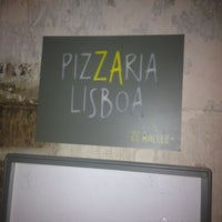 Photo taken at Pizzaria Lisboa by Alex H. on 4/5/2013