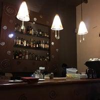 Photo taken at Los Pacos -Alta Cocina Oaxaqueña- by Vicente O. on 2/18/2017