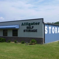 Photo taken at alligator storage by Khalid A. on 4/17/2017