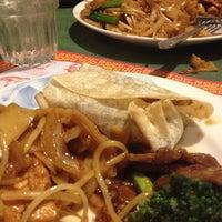 Photo taken at Confucius by Samantha M. on 9/29/2012