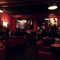 Photo taken at Indiana Café – Montparnasse by Marcela M. on 3/23/2013