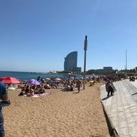 7/17/2018にNikolas V.がBeach Garden Barcelonetaで撮った写真