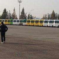 Photo taken at 현대자동차 전주공장 by Jihoon L. on 11/5/2013