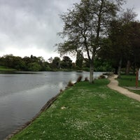 Photo taken at Centennial Lagoon by Charlotte J. on 10/19/2012
