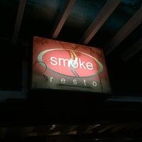 Photo taken at Smoke Resto by 종희 장. on 9/20/2016