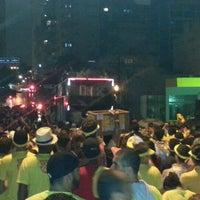 Photo taken at banda candinho by Eliz B. on 2/7/2013