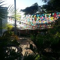 Photo taken at Paróquia Nossa Senhora da Piedade by Eliz B. on 7/6/2013