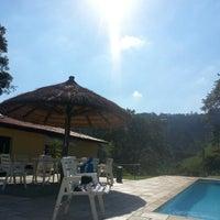 Photo taken at Spa Serra do Japi by Eliz B. on 4/21/2013