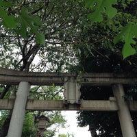 Photo taken at 貴船神社 by 梨杏 on 9/13/2014