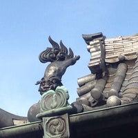 Photo taken at 若宮八幡神社 by 梨杏 on 12/7/2014