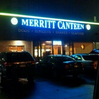 Photo taken at Merritt Canteen by Larry S. on 10/19/2012