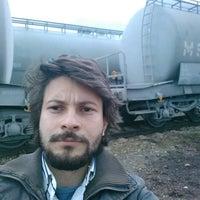 Photo taken at yahşihan tren İstasyonu by Emir D. on 1/31/2015