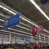Photo taken at Walmart Supercenter by 哲娴 柯. on 2/6/2017