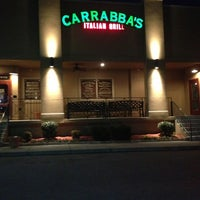 Photo taken at Carrabba's Italian Grill by Chris W. on 3/4/2013
