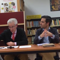 Photo taken at Biblioteca de Artajona by Eloy V. on 2/14/2014